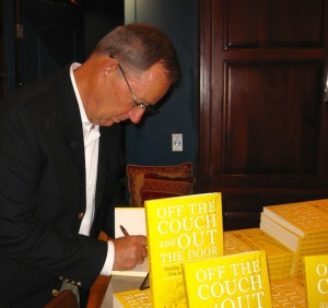 signing books, at last...